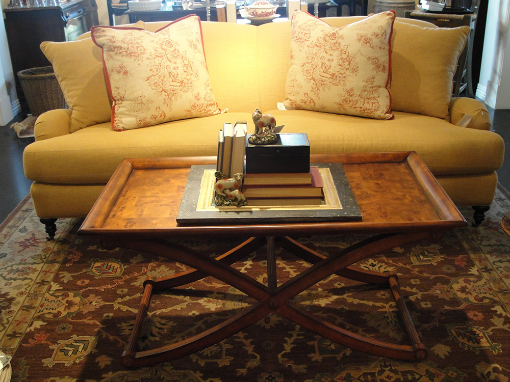 Brew Up A Creative Coffee Table Design, How To Decorate Small Coffee Table