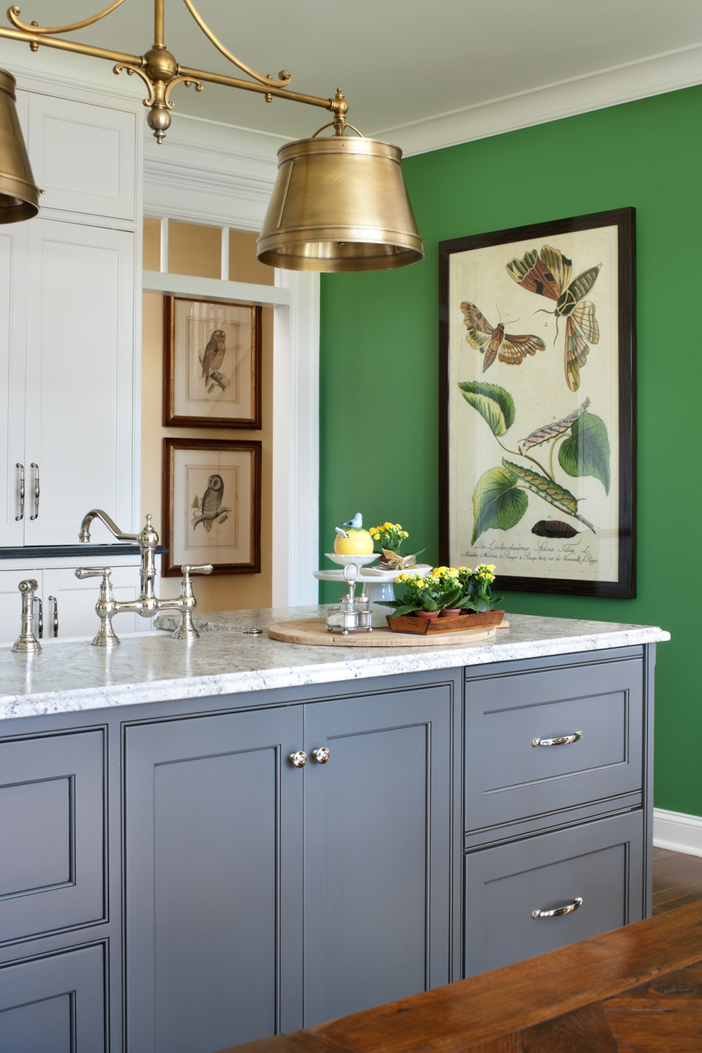5 Spots To Dress Up In Your Kitchen Nell Hills