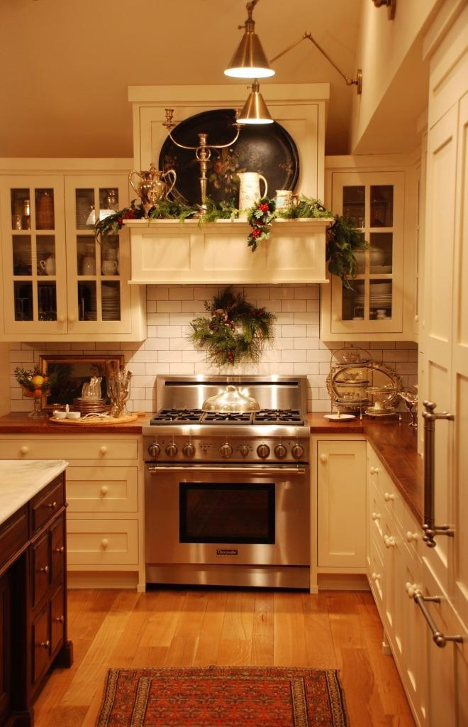 Kitchen for Christmas